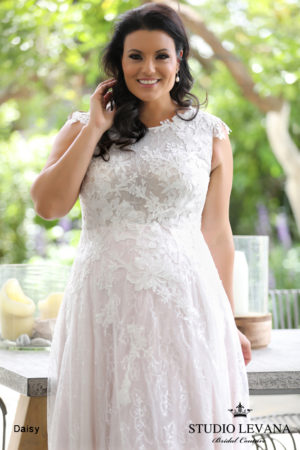 Plus size wedding gowns 2018_Daisy (3)