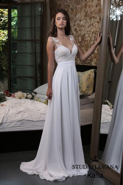 Wedding gown Classic collection  (12)