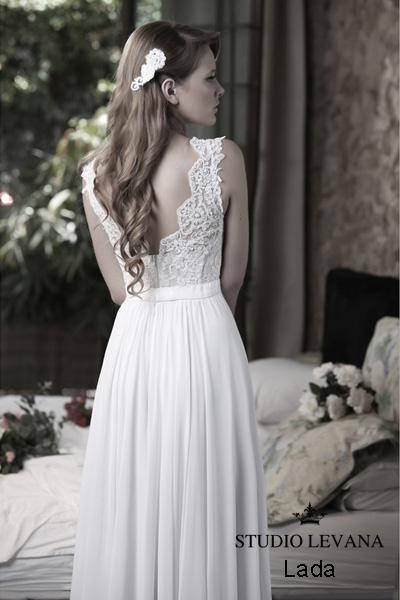 Wedding gown Classic collection  (15)