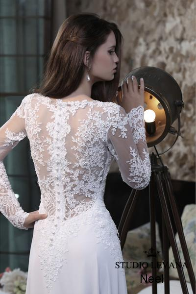 Wedding gown Classic collection  (22)