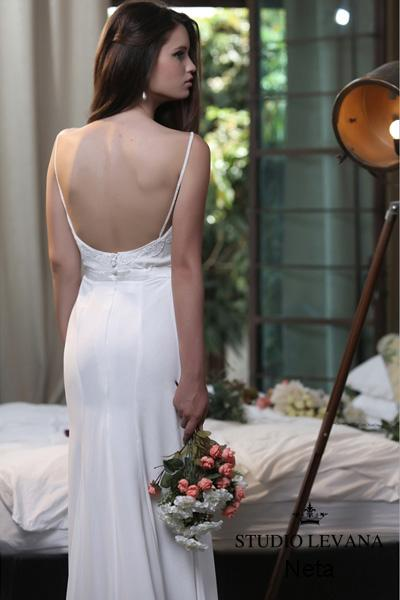 Wedding gown Classic collection  (26)
