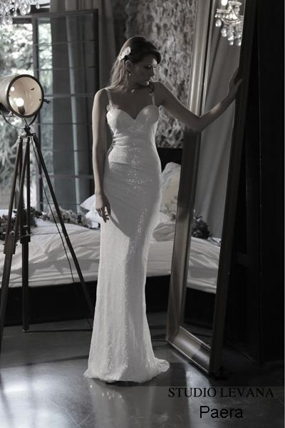 Wedding gown Classic collection  (28)