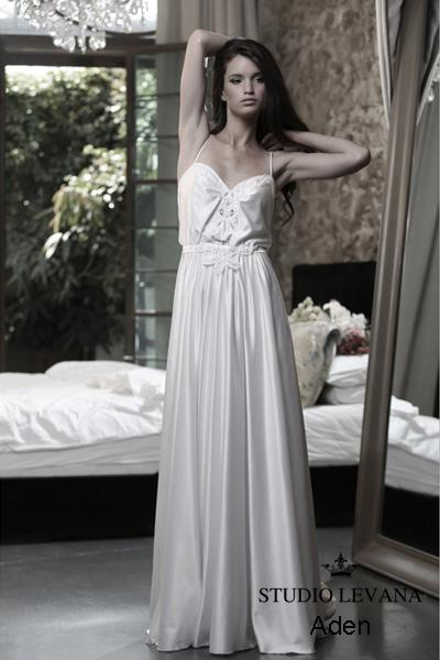 Wedding gown Classic collection  (3)