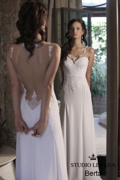 Wedding gown Classic collection  (33)