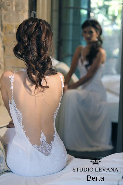 Wedding gown Classic collection  (34)