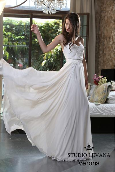 Wedding gown Classic collection  (7)
