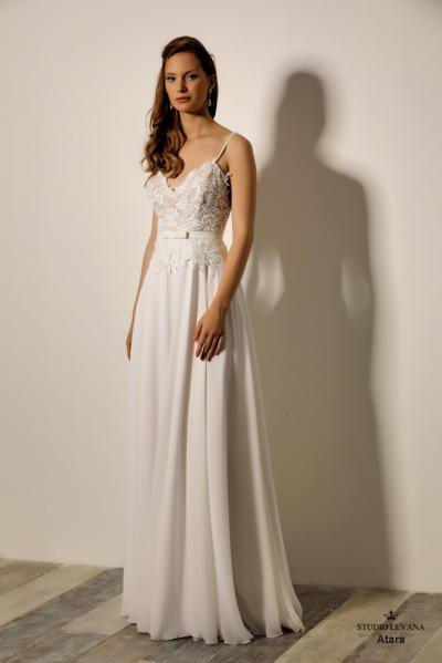 Israely wedding designer infinty collection Atara (2)