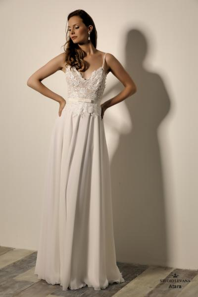 Israely wedding designer infinty collection Atara (3)