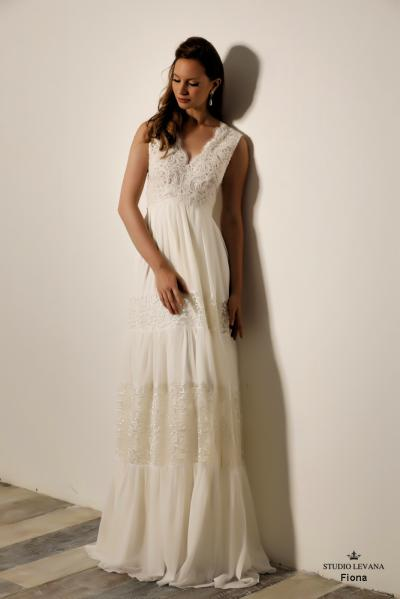 Israely wedding designer infinty collection Fiona (5)