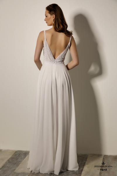 Israely wedding designer infinty collection Hanit (2)