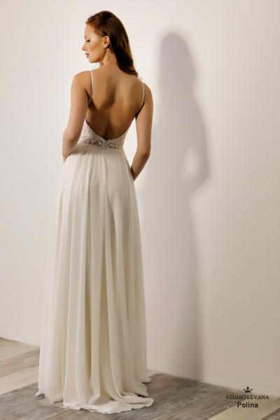 Israely wedding designer infinty collection Polina (4)