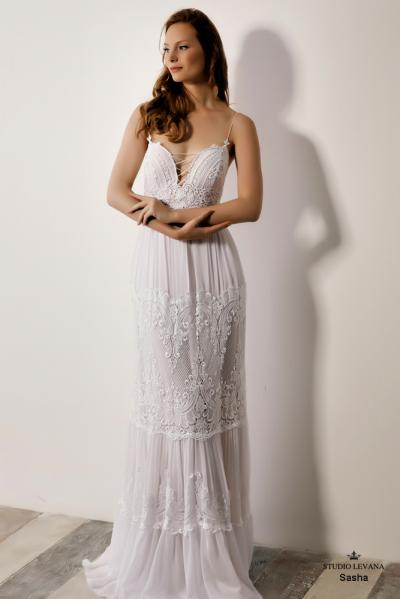 Israely wedding designer infinty collection Sabina (2)