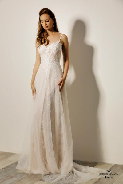 Israely wedding designer infinty collection Sasha (1)