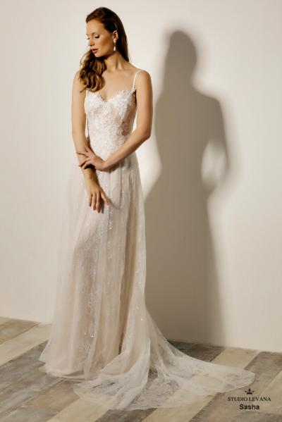 Israely wedding designer infinty collection Sasha (5)