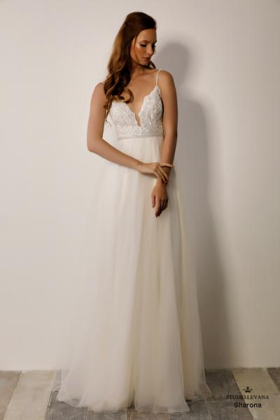 Israely wedding designer infinty collection Sharona (2)