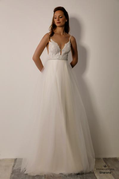 Israely wedding designer infinty collection Sharona (3)