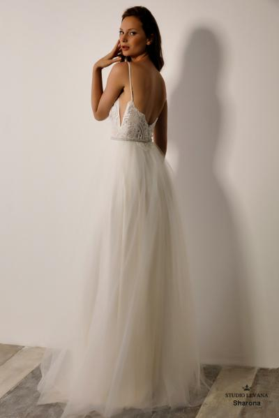 Israely wedding designer infinty collection Sharona (5)