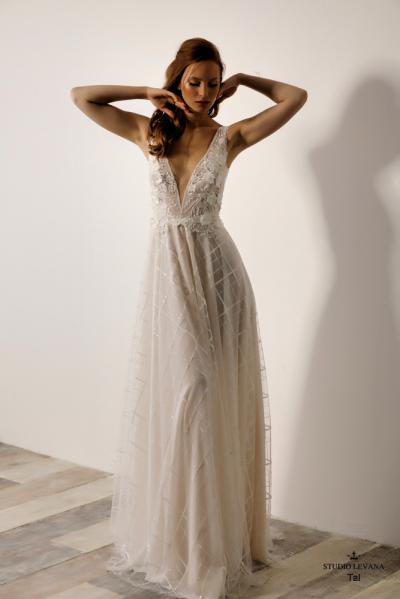 Israely wedding designer infinty collection Tal (3)