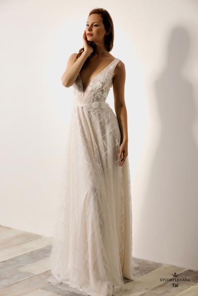 Israely wedding designer infinty collection Tal (4)