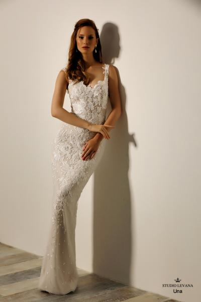 Israely wedding designer infinty collection Una (3)