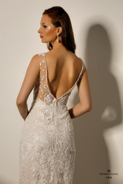 Israely wedding designer infinty collection Una (6)