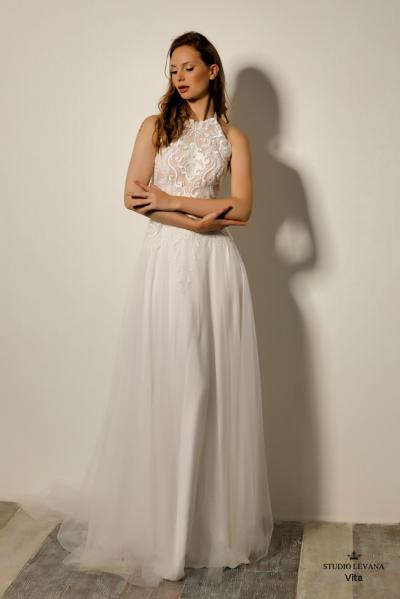 Israely wedding designer infinty collection Vita (5)