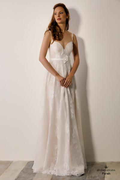 Israely wedding designer infinty collection perah (1)