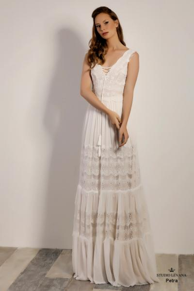 Israely wedding designer infinty collection petra (2)