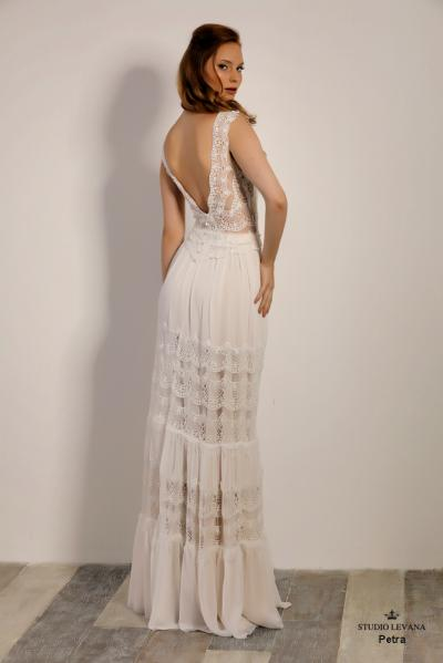Israely wedding designer infinty collection petra (4)