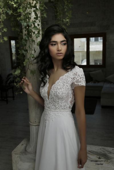 Beautiful wedding gowns 2016 hadar (4)