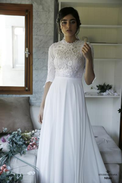 Modest wedding gowns 2016 nitsa (2)