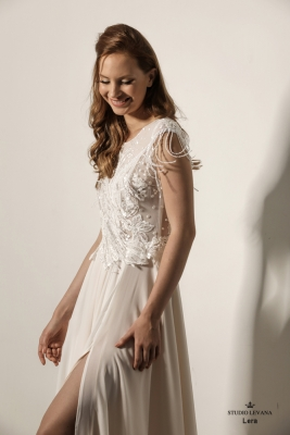 Modest wedding gowns 2018 Lera (3)