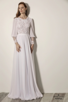 Modest wedding gowns 2018 Penelope (2)