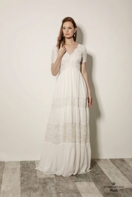 Modest wedding gowns 2018 Ruah (2)