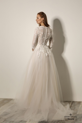Modest wedding gowns 2018 Serena (1)