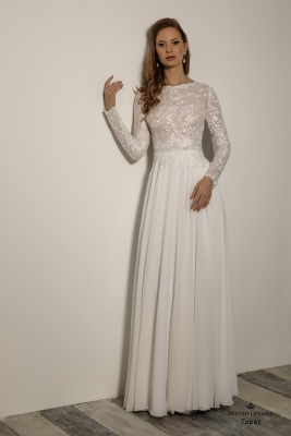 Modest wedding gowns 2018 Topaz (2)