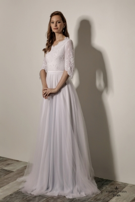 Modest wedding gowns 2018 Trish (3)