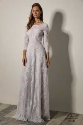 Modest wedding gowns 2018 Verona (2)