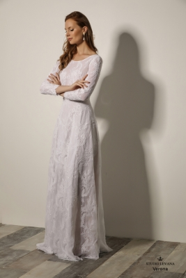 Modest wedding gowns 2018 Verona (3)