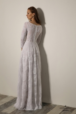 Modest wedding gowns 2018 Verona (4)
