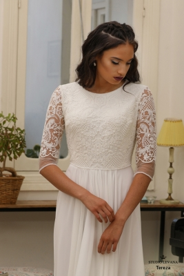 Modest wedding gowns Tereza (3)