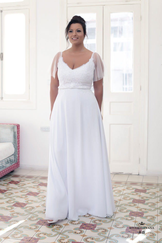 Plus size wedding gowns- radiant collection