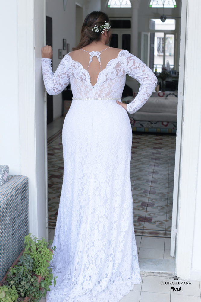 Plus size wedding gowns radiant collection wedding for Us size wedding dresses