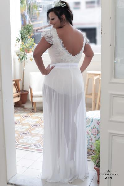 Plus size wedding gowns 2016 ariel (1)