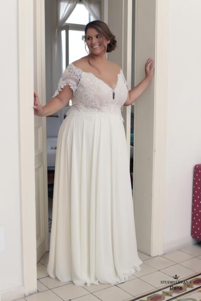 Plus size wedding gowns 2016 dana (1)
