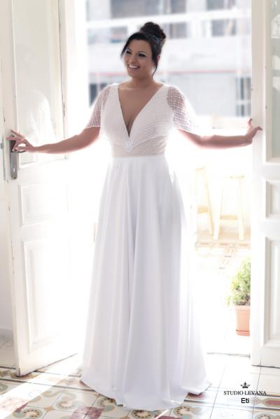 Plus size wedding gowns 2016 eti (2)