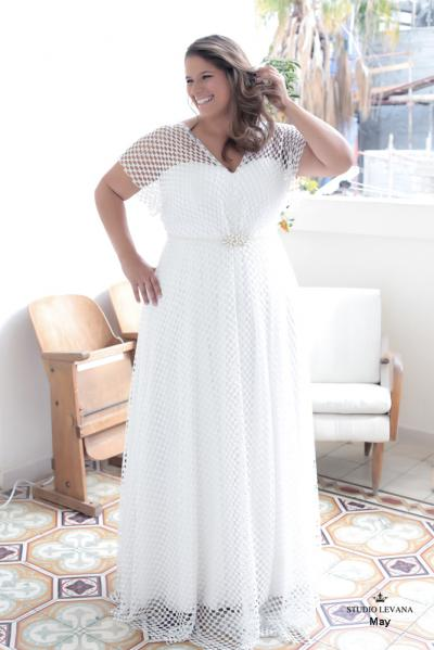 Plus size wedding gowns 2016 may