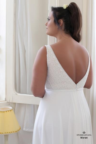 Plus size wedding gowns 2016 moran (2)