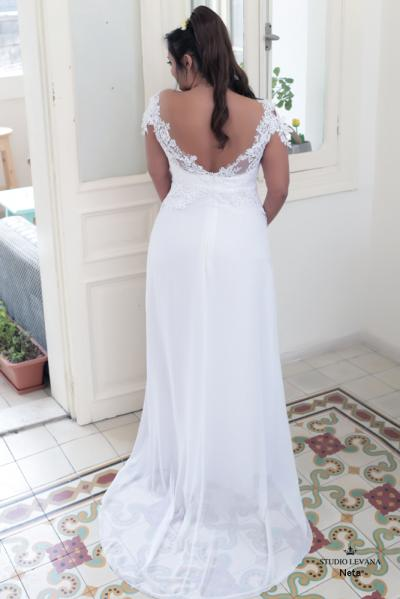 Plus size wedding gowns 2016 neta (2)