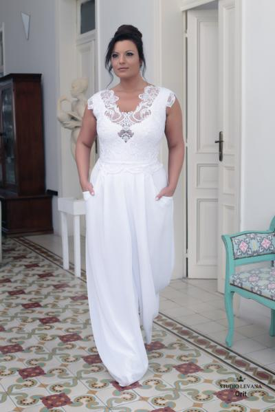 Plus size wedding gowns 2016 orit (1)